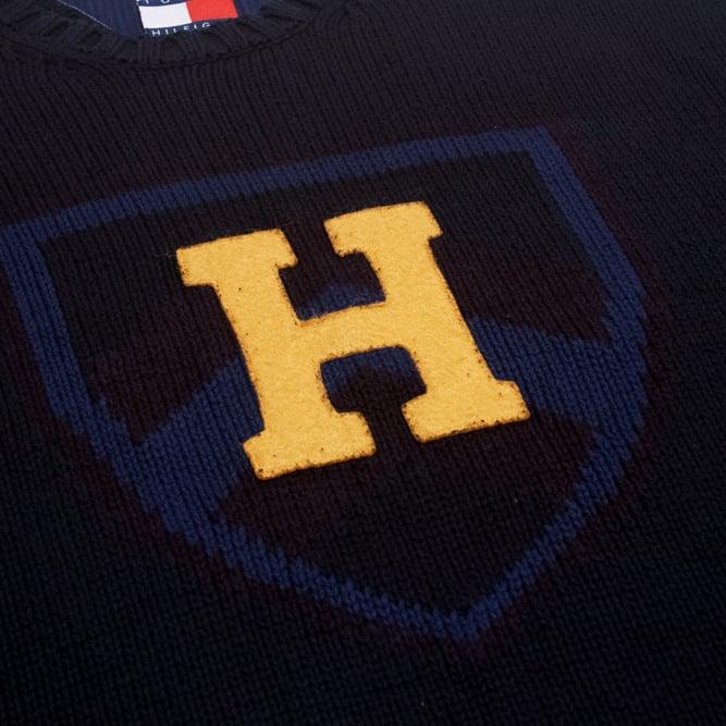 Image of Tommy Hilfiger Vintage Knit Sweater Size L