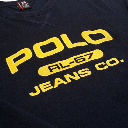 Image of Polo Jeans Co. Vintage Sweatshirt Size XL