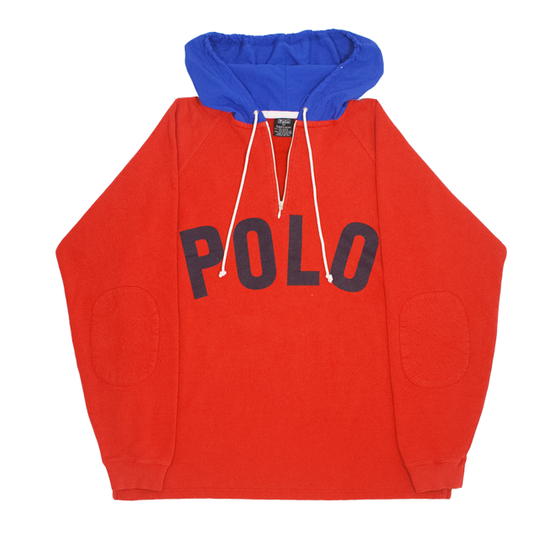 Image of Polo Ralph Lauren Vintage Hoodie Size XL