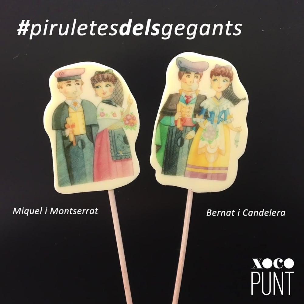 Image of PIRULETES DELS GEGANTS