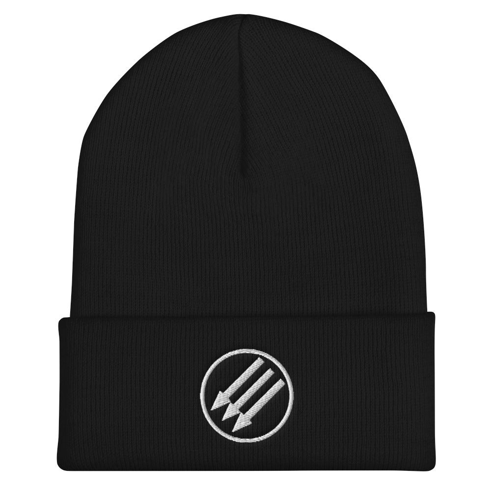Image of Iron Front Beanie