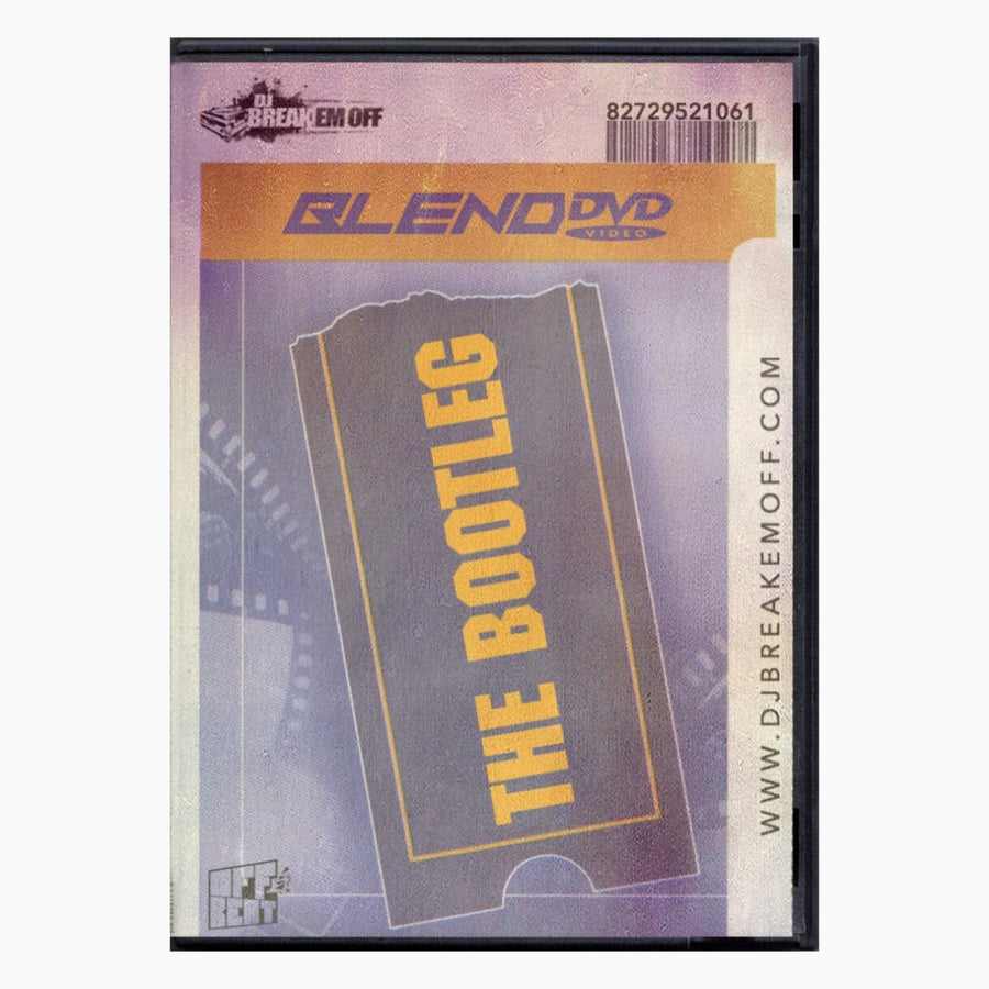 Image of The Bootleg Blend Dvd Vol. 1