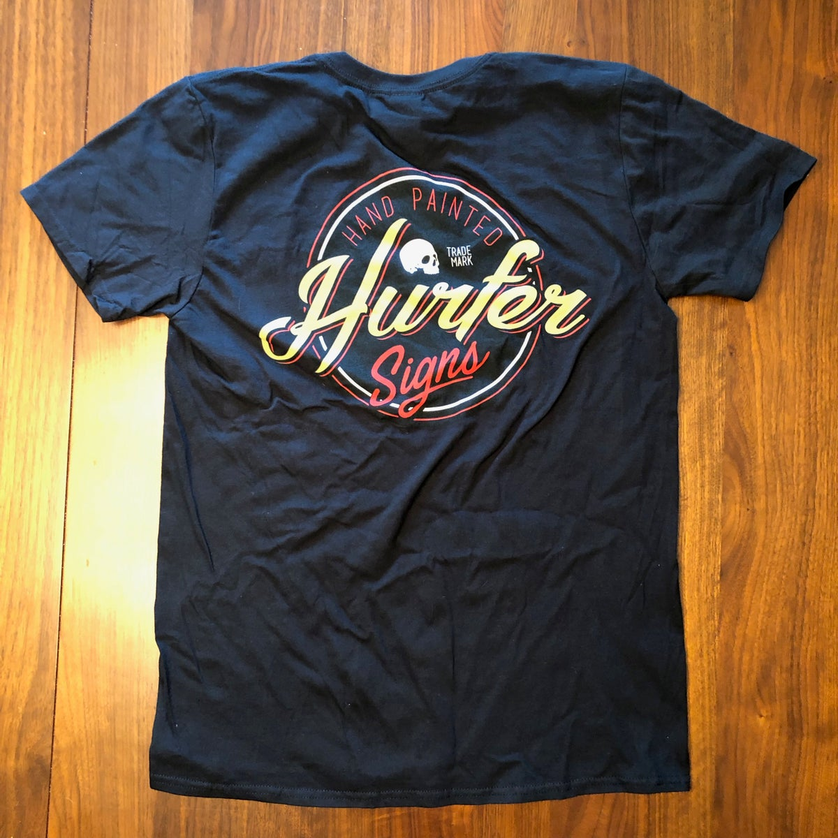 Image of Hurfer Logo T-shirt
