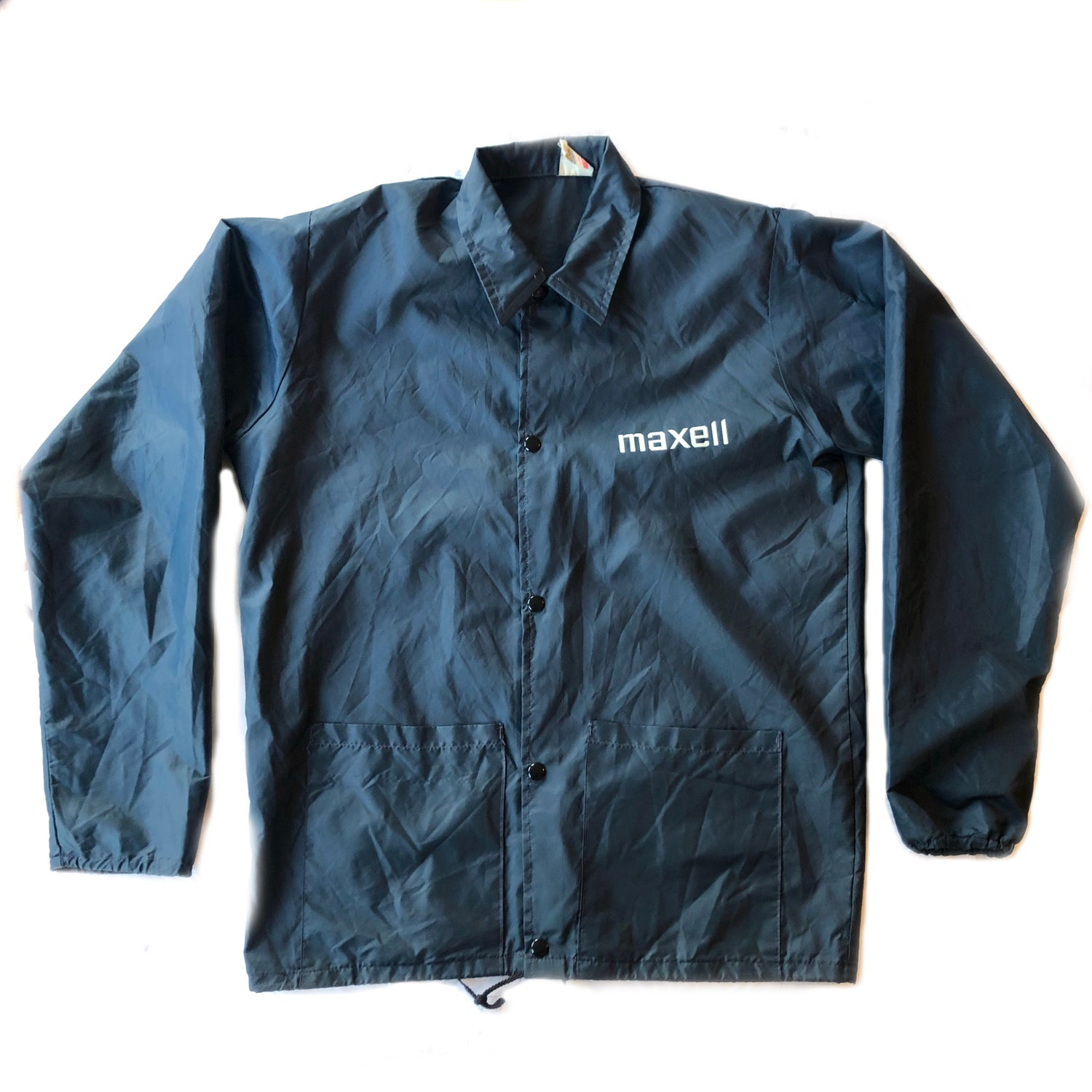Image of Maxell Lightweight Coaches Jacket