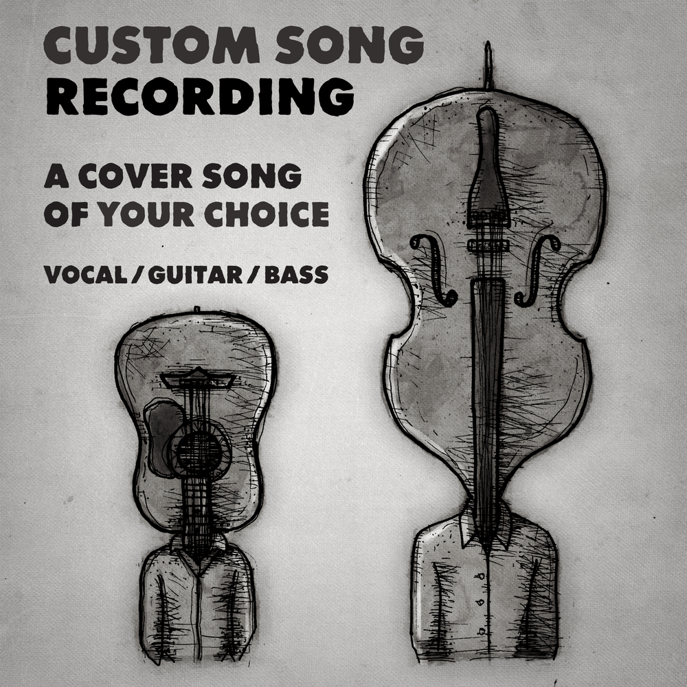Image of Custom Cover Song Recording