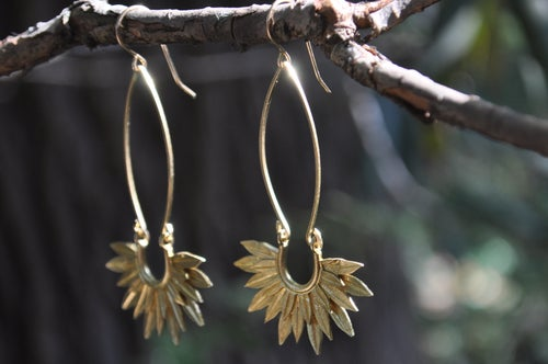 Image of The Sunflower Dangles