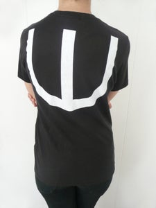 Image of D/W tshirt in black