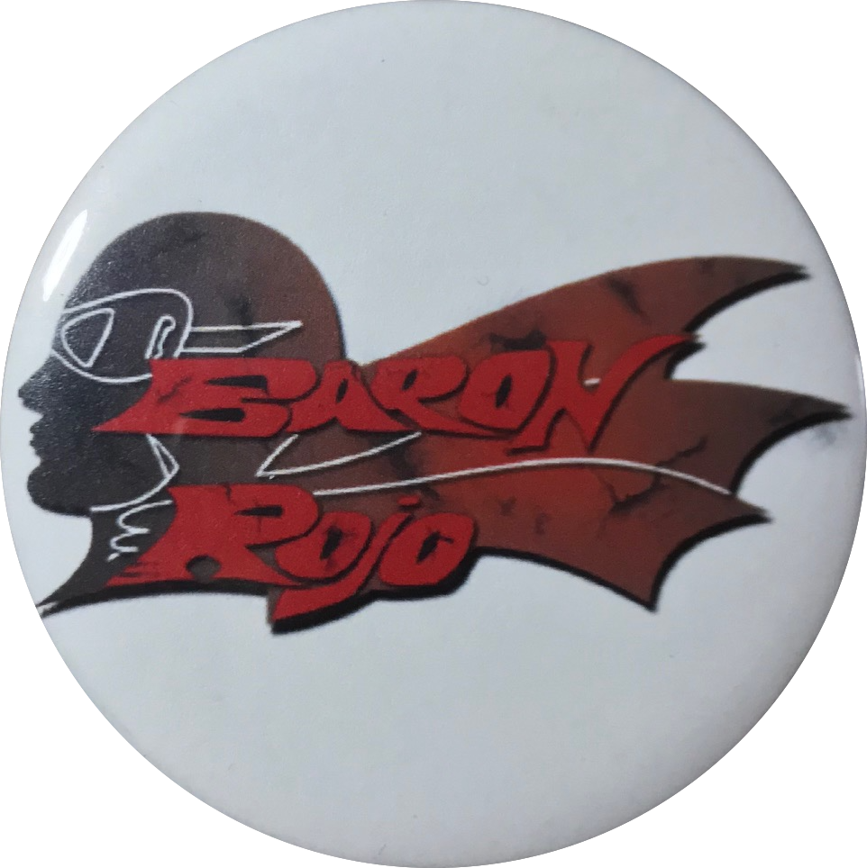 Image of Barón Rojo Classic Pin