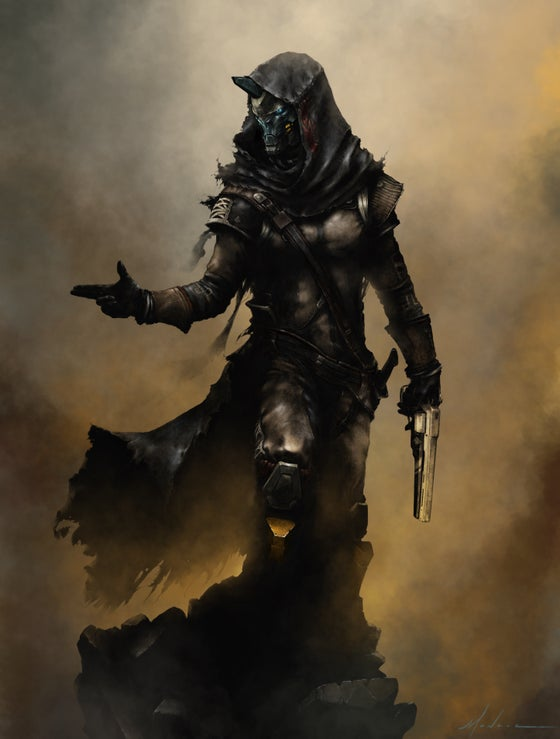 Image of Cayde-6 (Color)