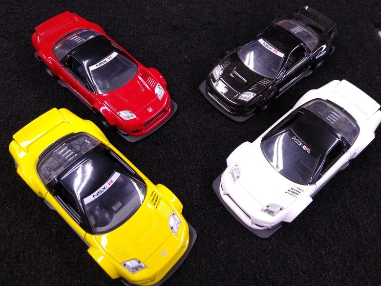 Image of Honda NSX Type-R 1:32 Diecast Model Toy Car