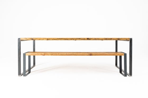 Image of dining table set RAW