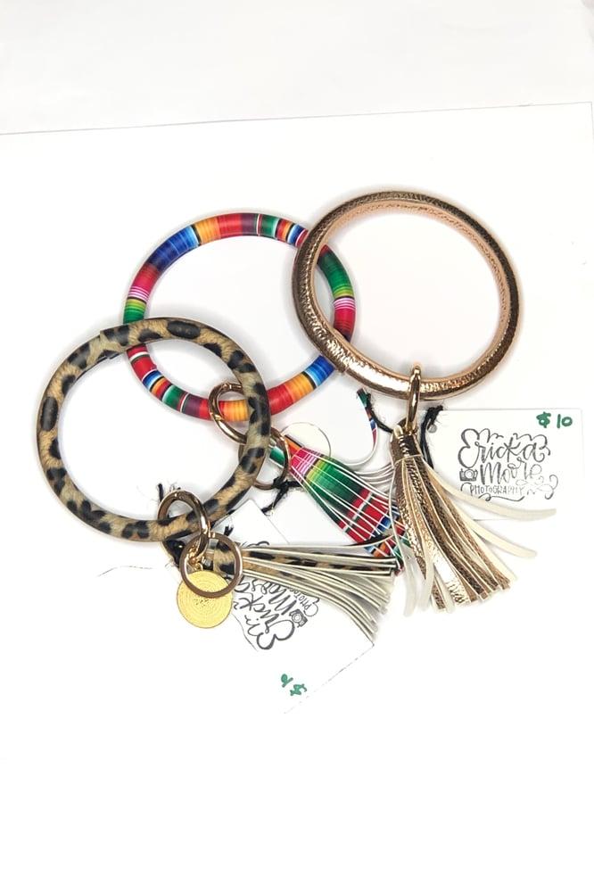 Image of Keyring Bracelet