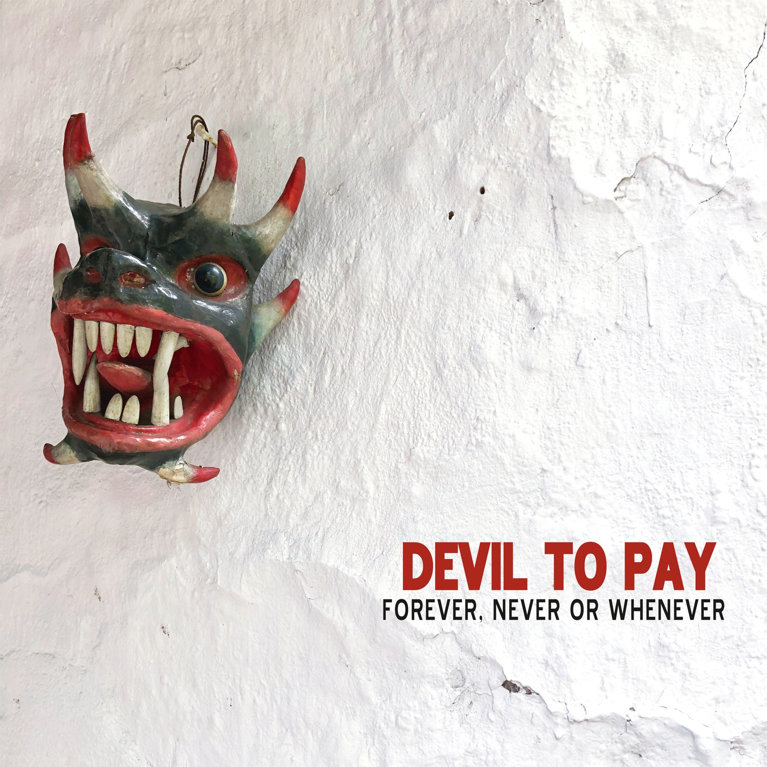 Image of Devil to Pay - Forever, Never or Whenever Limited Digipak CD