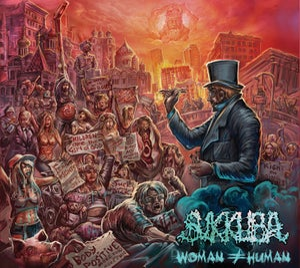 Image of SUKKUBAWoman ≠ HumanDigi CD