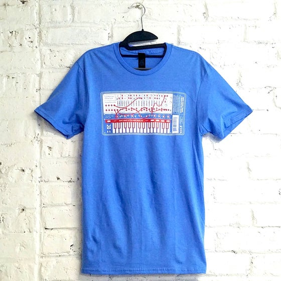 Image of Synthesizer Showroom Shirt
