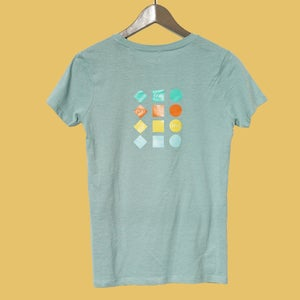 FRUI Sea Foam Symbol Tee