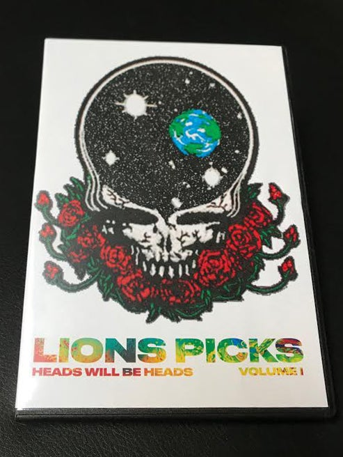 Image of Lions picks dvd only