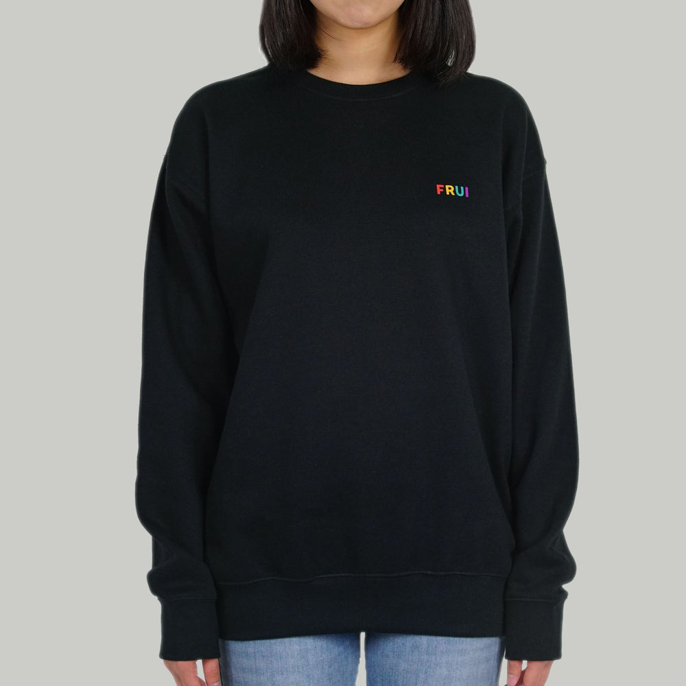 FRUI Multicolored Sweatshirt