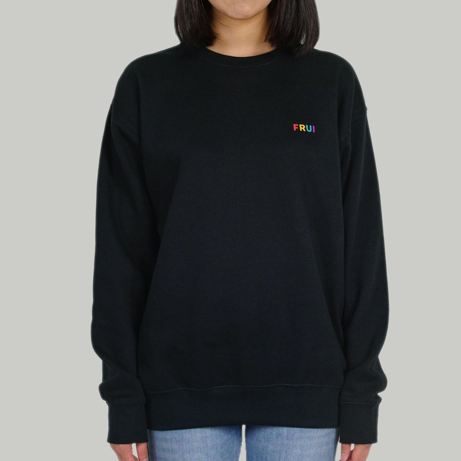 Image of FRUI Multicolored Sweatshirt