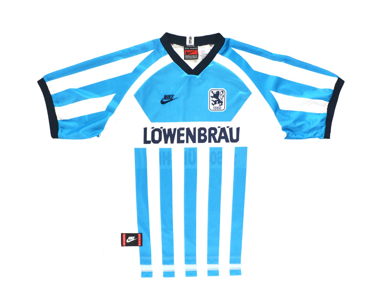 Image of 1995-96 Nike 1860 Munich Home Shirt XXL