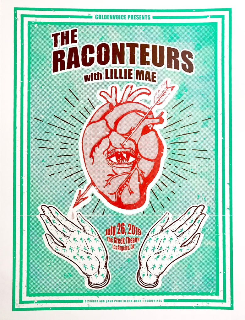 Image of The Raconteurs