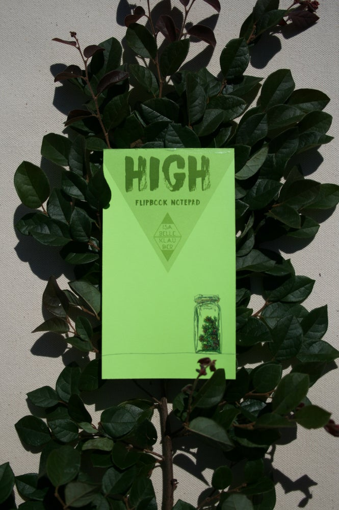 Image of Section 420 Flipbook Notepad