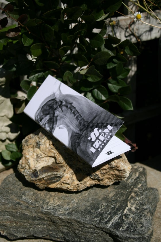 Image of X-Ray Folded Notebook