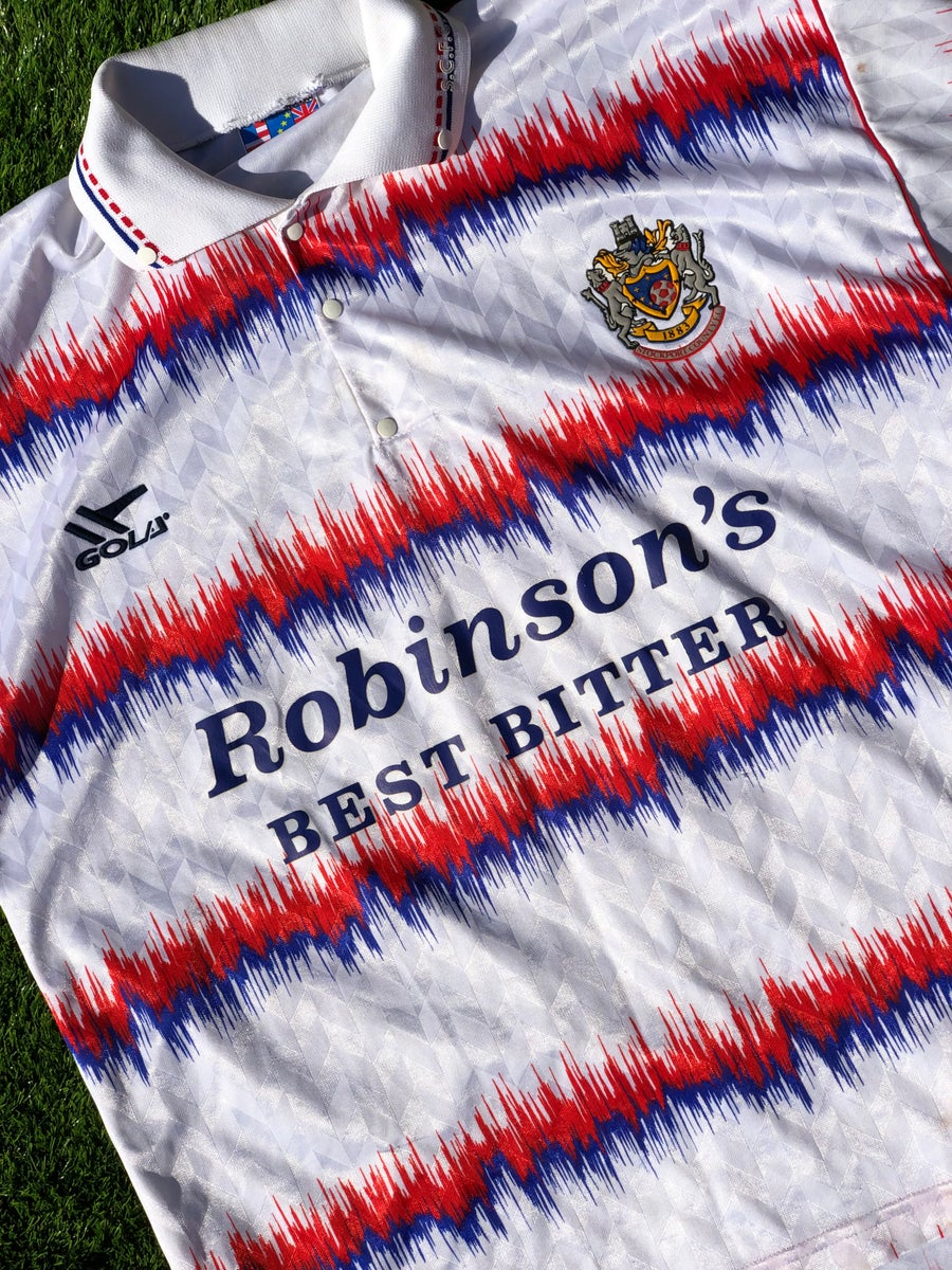 Image of Replica 1992/93 Gola Away Shirt