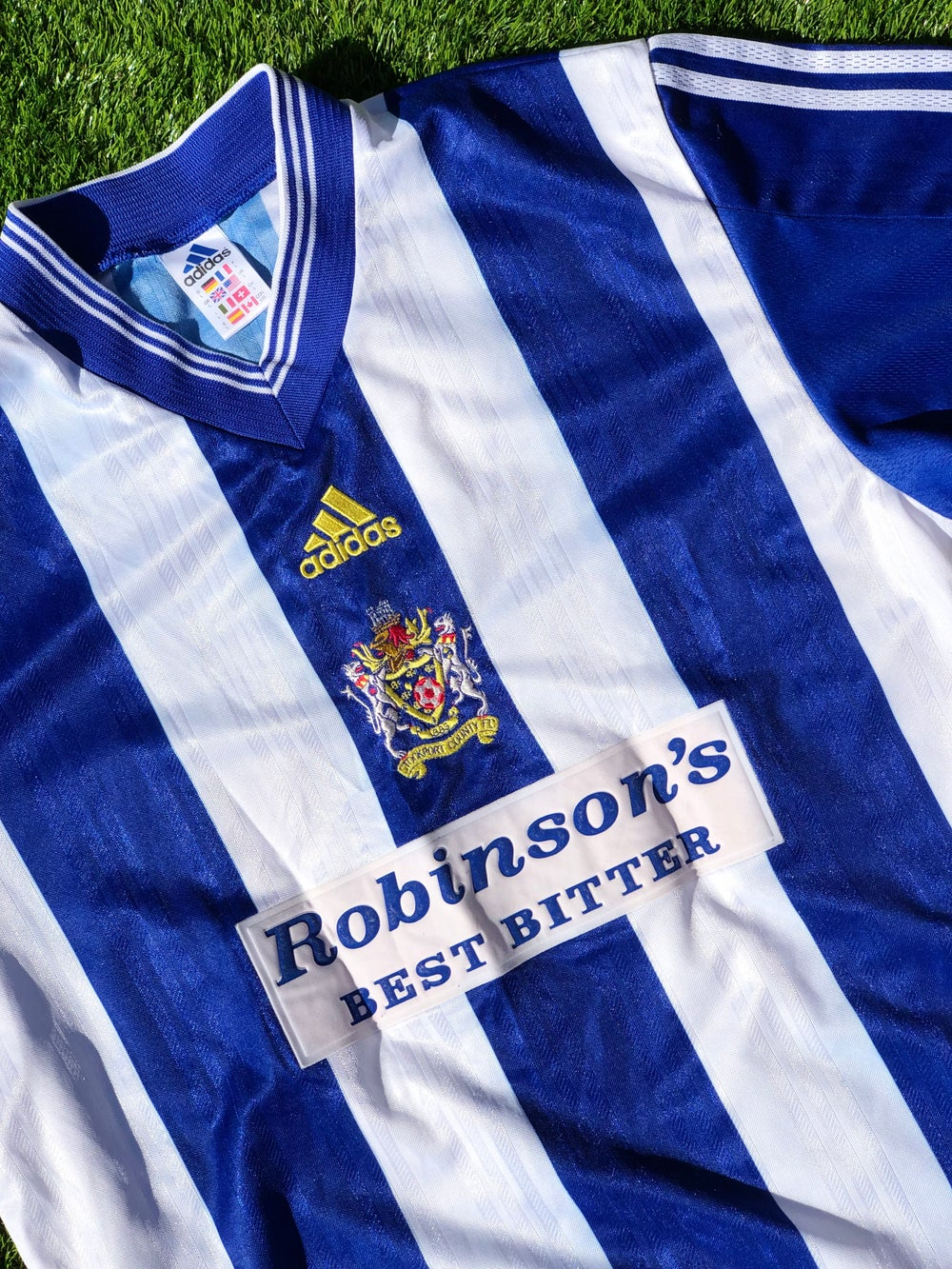Image of Replica 1998/99 adidas Home Shirt