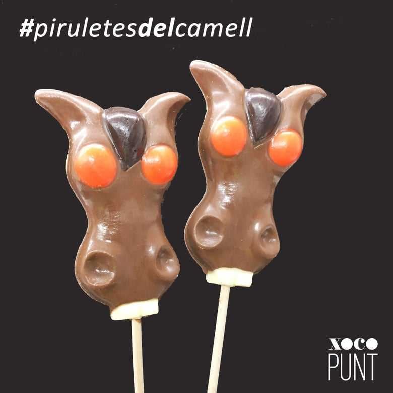 Image of PIRULETES DEL CAMELL
