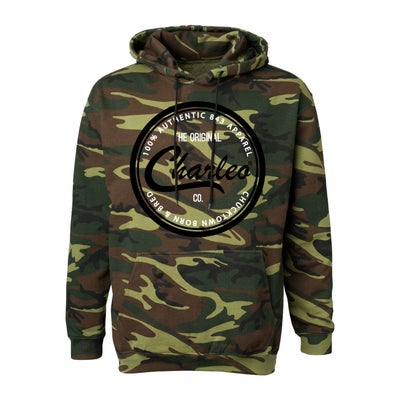 Image of The Original Charleo Woodland Hoody