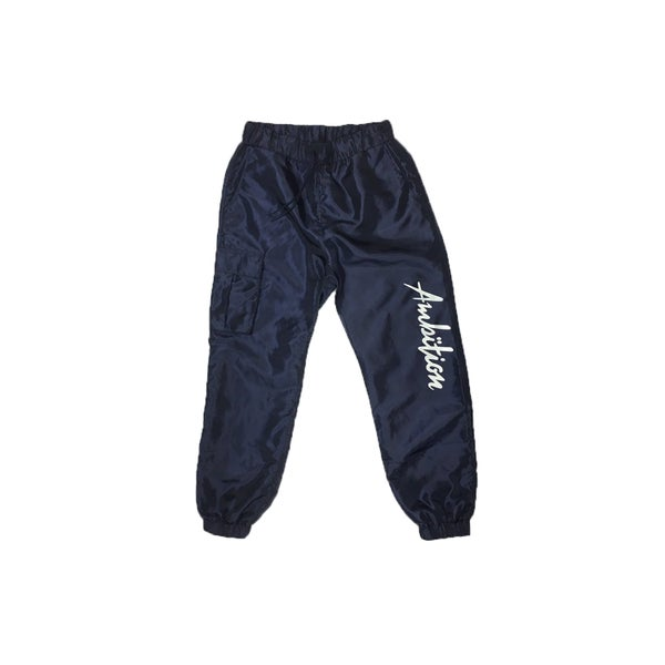 Image of Windbreaker cargo 3m pants (Navy)