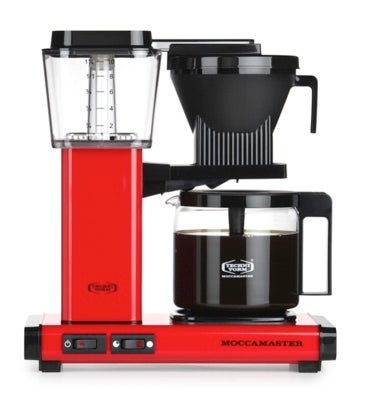 Image of Moccamaster KBG 741 Filter Coffee Machine - Primary Colours
