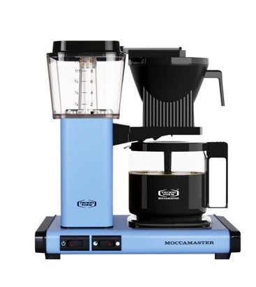 Image of Moccamaster KBG 741 Filter Coffee Machine - Pastel Colours