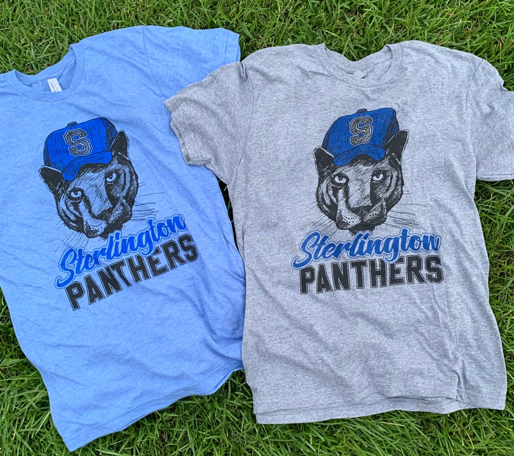 Image of Adult Sterlington Panther Tees