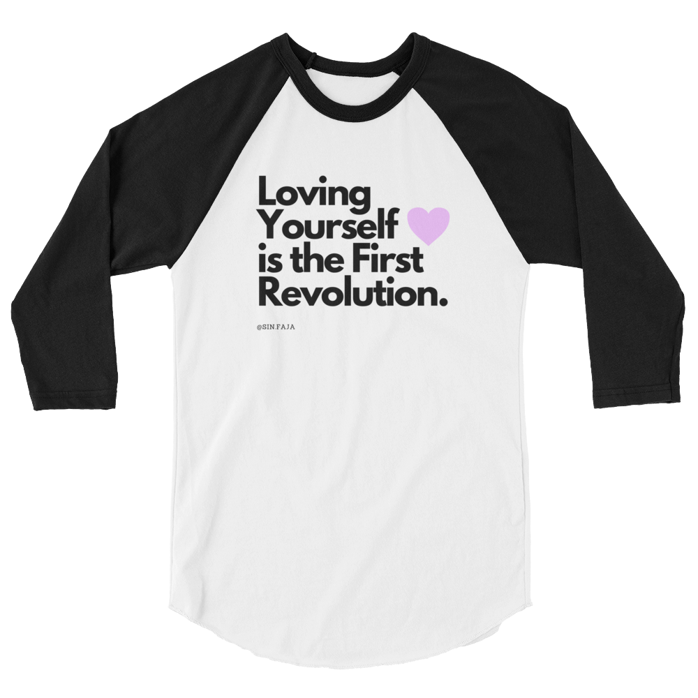 Image of Loving Yourself is the First Revolution