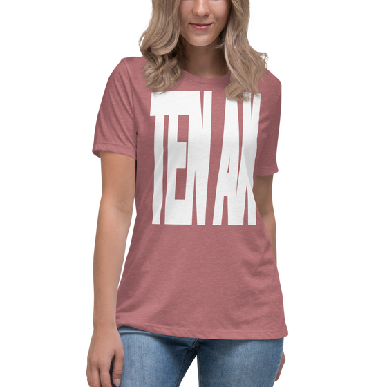 Image of Women's Stretch Logo Tee