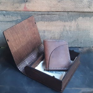Image of Plank Road Wallet Gift Box
