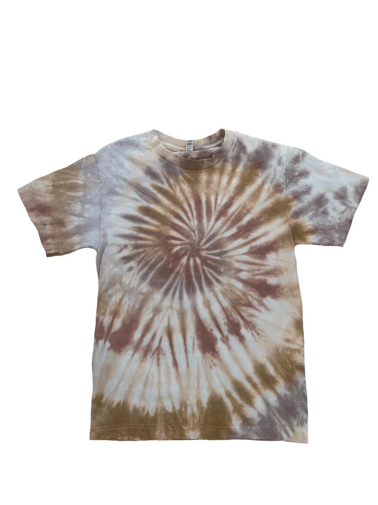 Image of Classic Tie Dye T-shirt