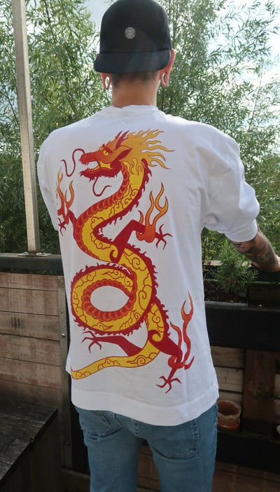 Image of  Red Dragon Longsleeve
