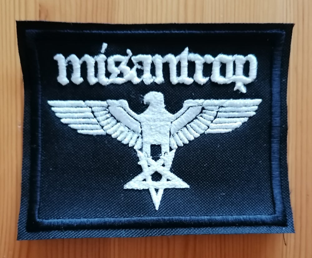 "Image of Shining ""Misantrop"" Patch"