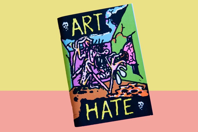Image of ART HATE
