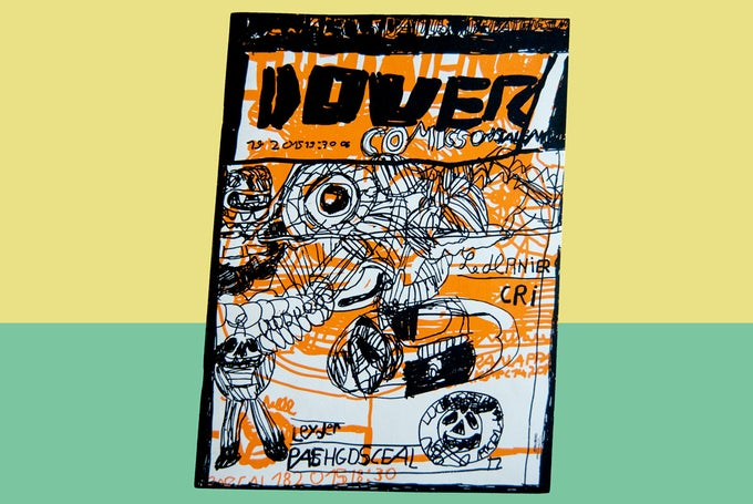Image of DOVER COMIX
