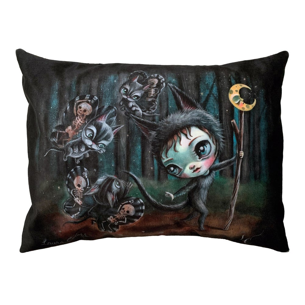 Image of Skellycats (Pillow)