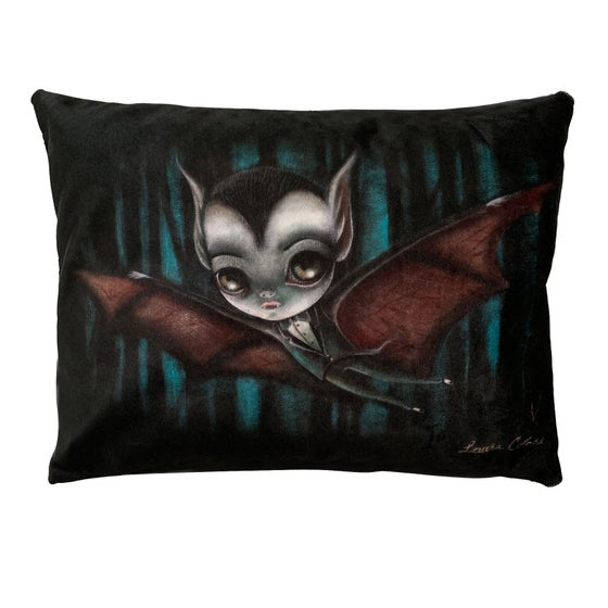 Image of Batboy (Art Pillow)