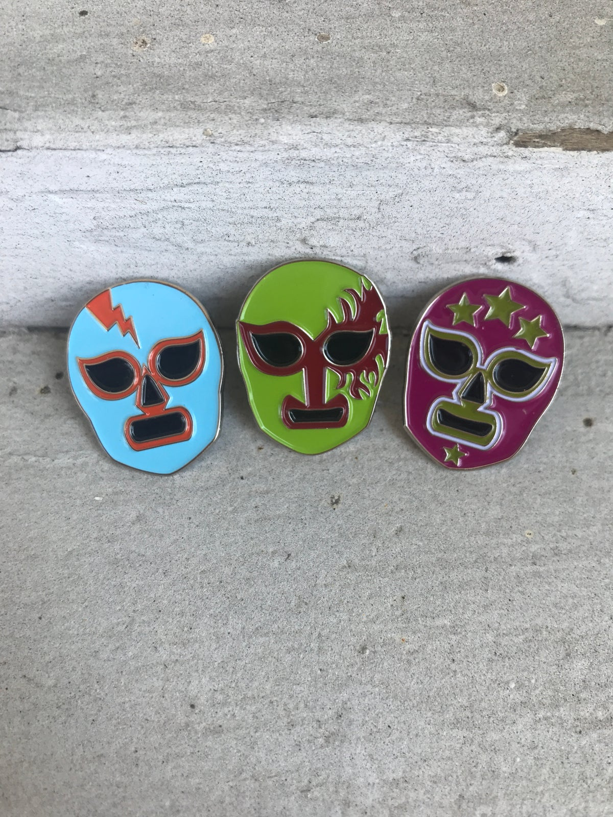 Image of Máscaras 3 Pack!