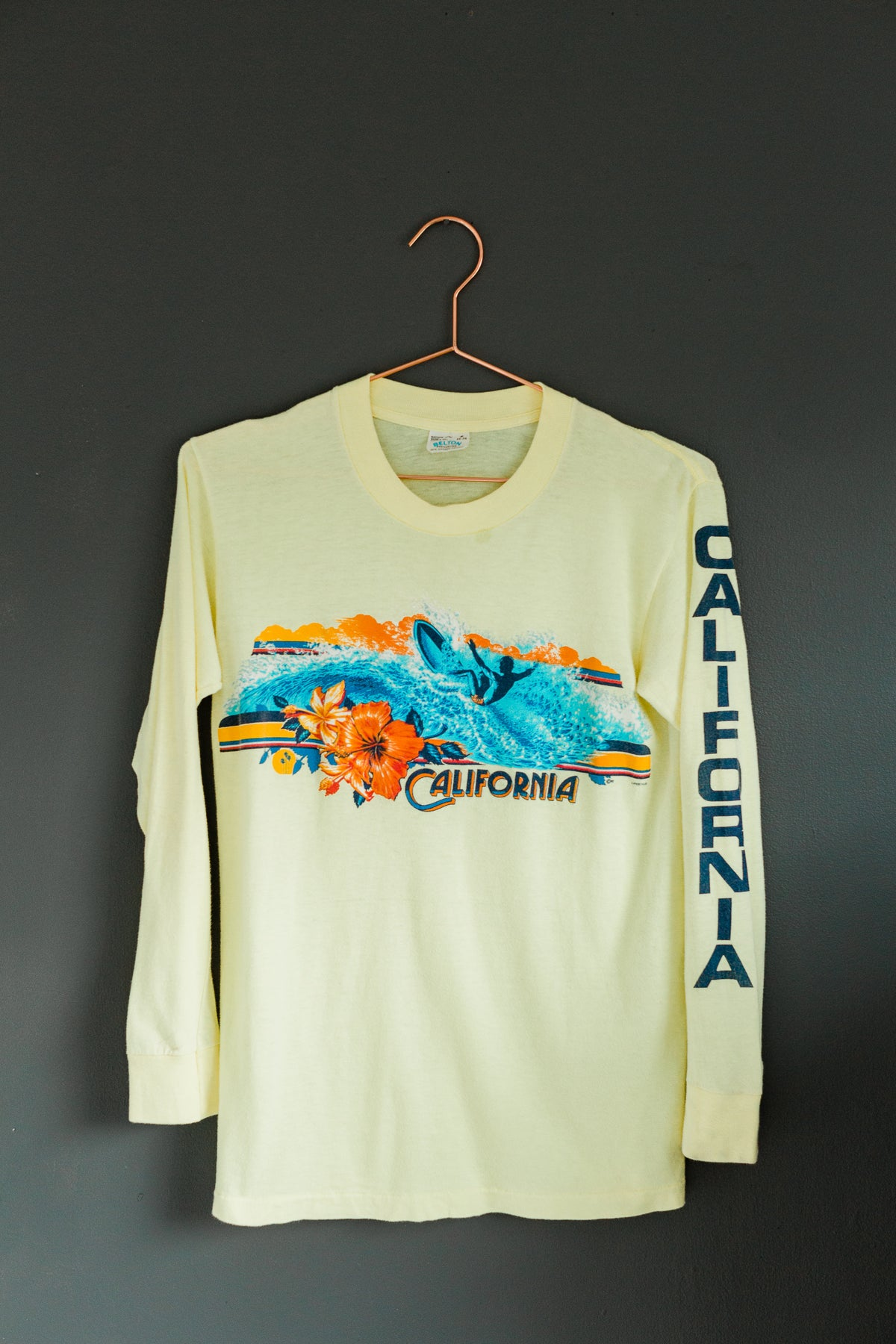 Image of 1980s California Surf Long Sleeve