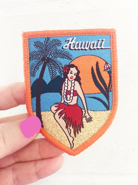 Image of Hawaii Travel Patch
