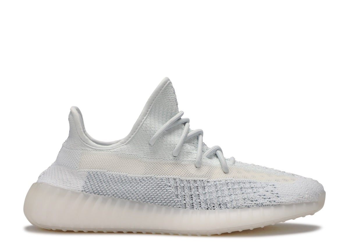 "Image of YEEZY BOOST 350 V2 ""CLOUD"" REFLECTIVE"