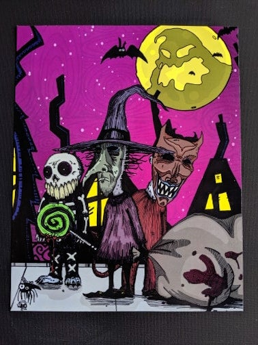 Image of Nightmare Before Christmas: Lock, Shock, & Barrel